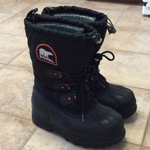 good quality uk cheap sale exquisite design Sorel Shoes | Youth Glacier Xt Boots | Poshmark